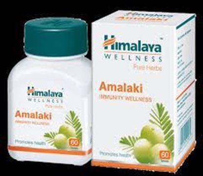 Picture of Himalaya Amalaki Tablet