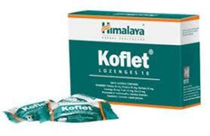 Picture of Himalaya Koflet Lozenges