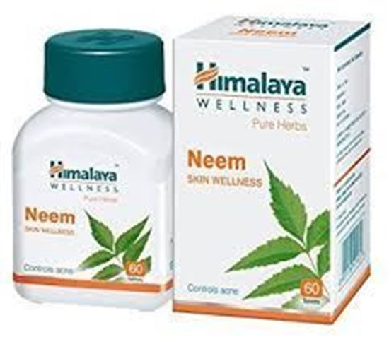 Picture of Himalaya Neem Tablet