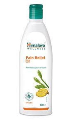 Picture of Himalaya Pain Relief Massage Oil