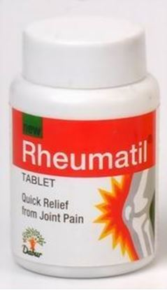 Picture of Dabur Rheumatil Tablets