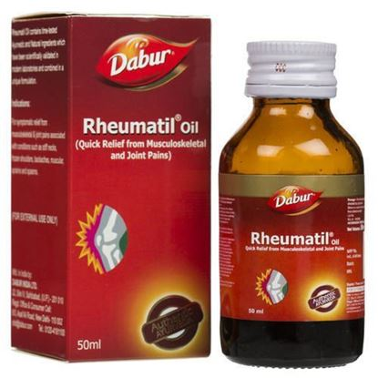 Picture of Dabur Rheumatil Oil