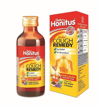 Picture of Dabur Honitus Cough Syrup
