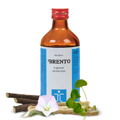 Picture of Zandu Brento Syrup