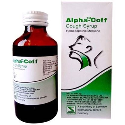 Picture of Willmar Schwabe India Alpha Coff (Cough Syrup)