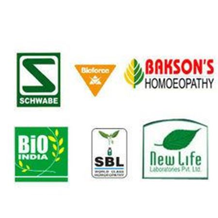 Picture for category Homeopathy Top Brands