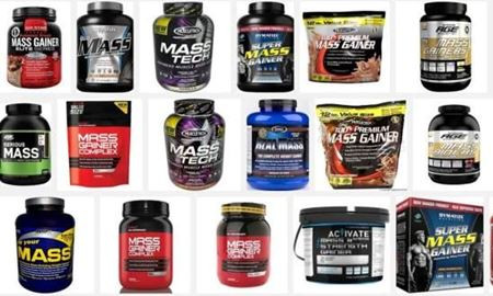 Picture for category Mass Gainers