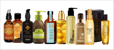 Picture for category Hair Oil & Treatment