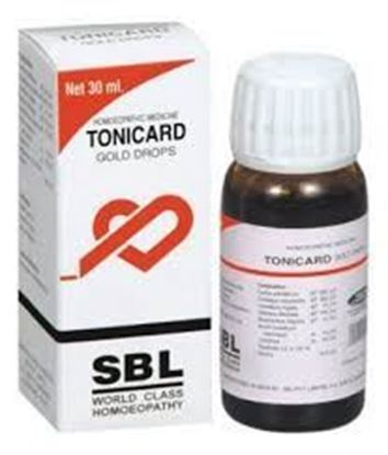 Picture of SBL Tonicard Drops
