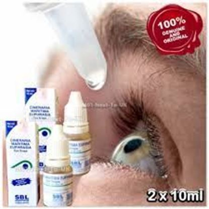 Picture of SBL Cineraria Maritima Euphrasia Eye Drops