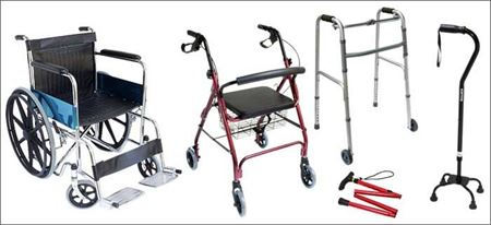 Picture for category MOBILITY EQUIPMENTS