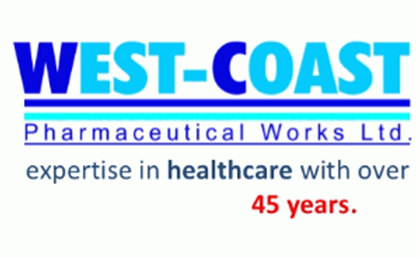 Picture for manufacturer West-Coast Pharmaceutical Works Ltd