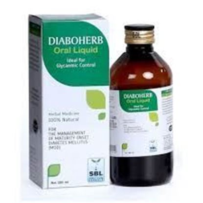 Picture of SBL Diaboherb Syrup