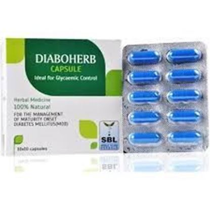 Picture of SBL Diaboherb Capsules