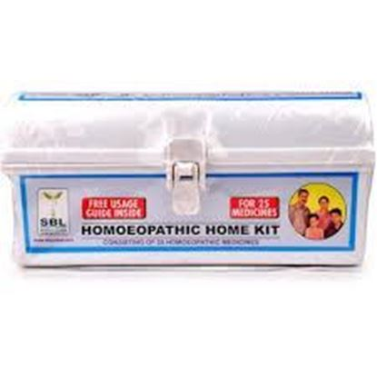 Picture of SBL Homoeopathic Home Kit