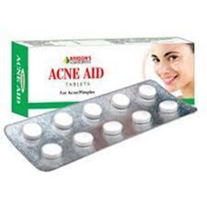 Picture of Bakson Acne Aid Tablets (50tab)