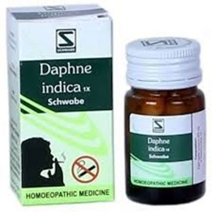 Picture of Willmar Schwabe India Daphne Indica 1X Tablets (20g)