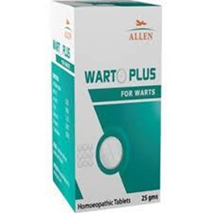 Picture of Allen Warto Plus Tablets (25g)
