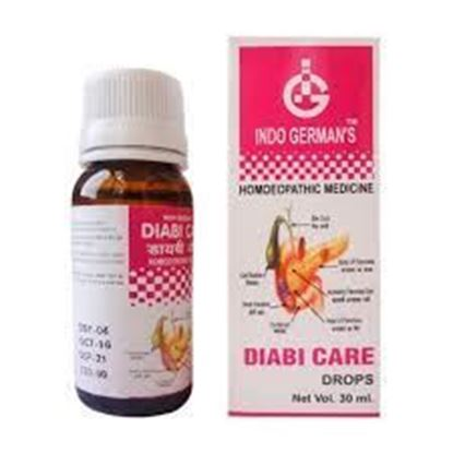 Picture of Indo German Diabi Care Drops (30ml)