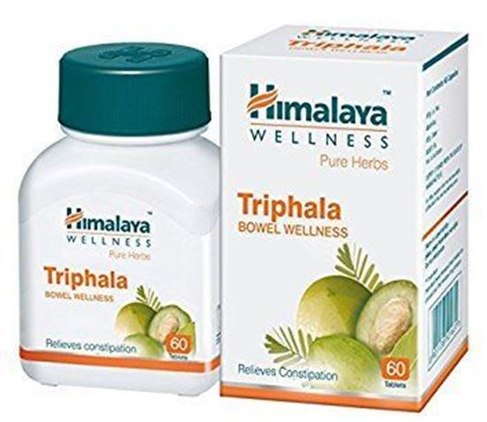 Picture of Himalaya Wellness Pure Herbs Triphala Bowel