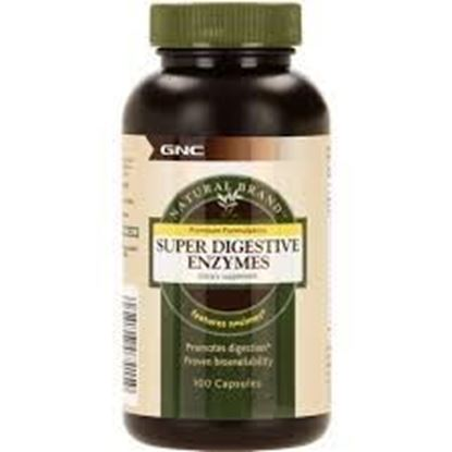 Picture of GNC Super Digestive Enzyme Capsule