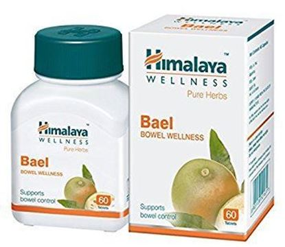 Picture of Himalaya Wellness Pure Herbs Bael Bowel Wellness Tablet