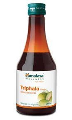 Picture of Himalaya Wellness Triphala Bowel Wellness Syrup Pack of 2