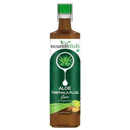 Picture of NourishVitals Aloe Triphala Plus Juice