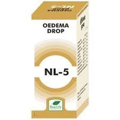 Picture of New Life NL-5 (Odema Drops) (30ml)
