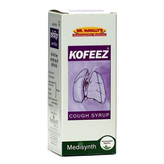 Picture of Medisynth Kofeez Syrup