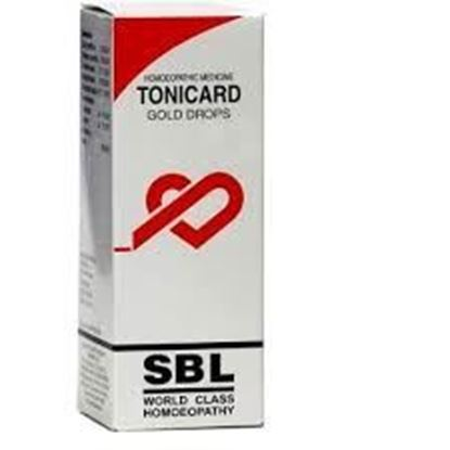 Picture of SBL Tonicard Drops (100ml)