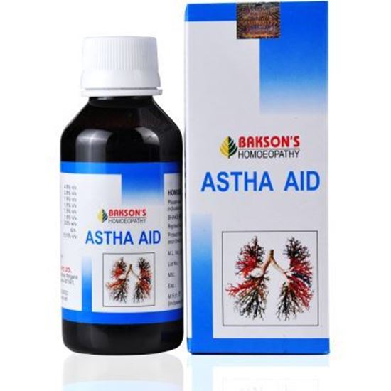 Picture of Bakson Astha Aid Syrup