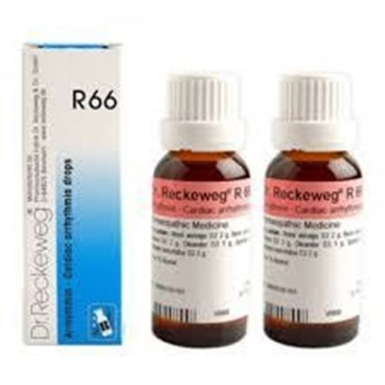 Picture of Dr. Reckeweg R66 (Arrhythmin) (22ml)