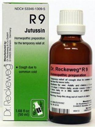 Picture of Dr. Reckeweg R9 (Jutussin)