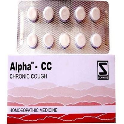 Picture of Willmar Schwabe India Alpha CC (Chronic Cough)