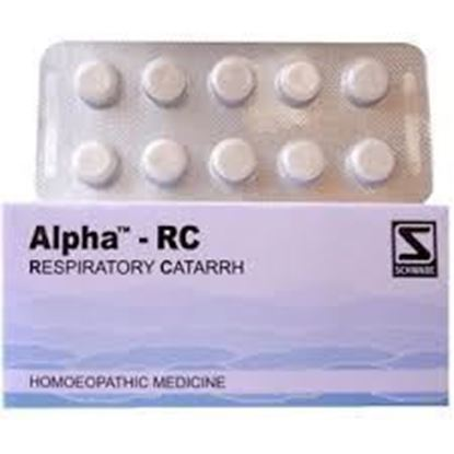 Picture of Willmar Schwabe India Alpha RC (Respiratory Catarrh)