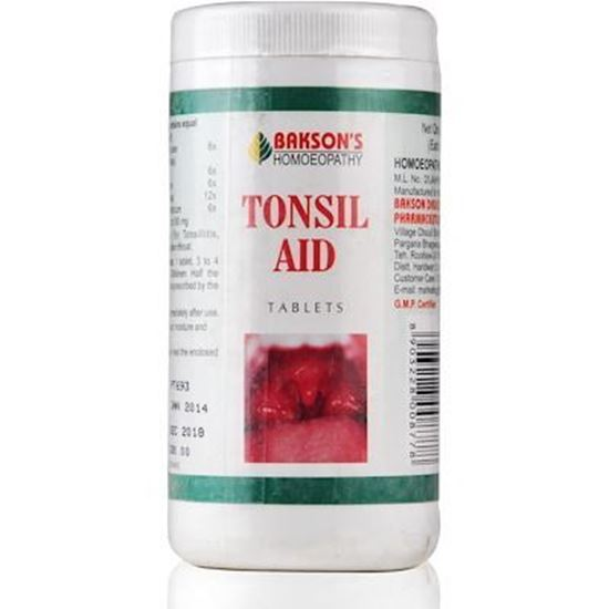 Picture of Bakson Tonsil Aid Tablets