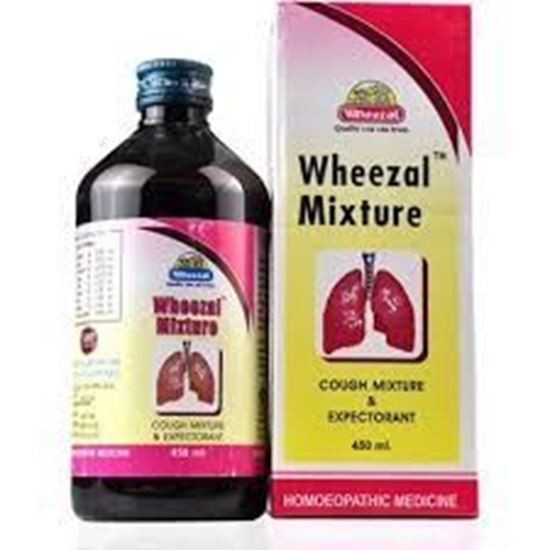 Picture of Wheezal Cough Mixture