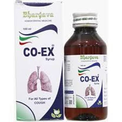 Picture of Dr. Bhargava Co Ex Syrup