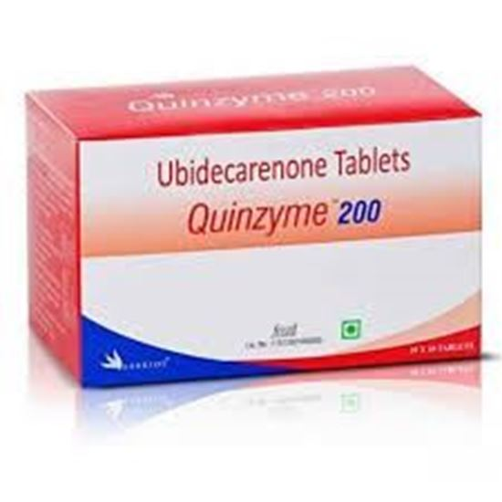 Picture of Quinzyme 200 Tablet