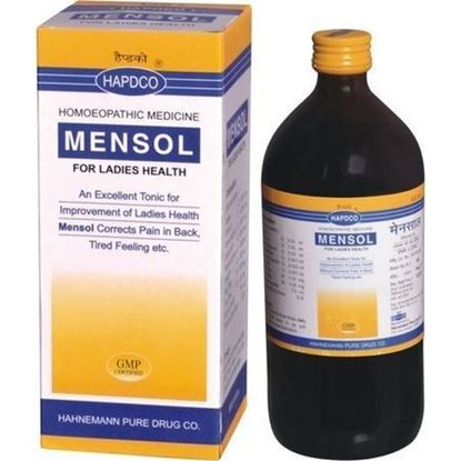 Picture of Hapdco Mensol Syrup
