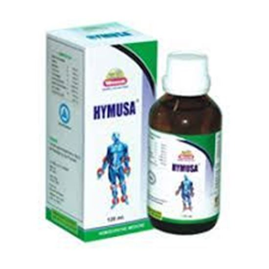 Picture of Wheezal Hymusa Syrup