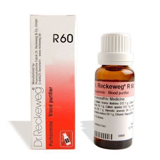 Picture of Dr. Reckeweg R60 (Purhaemine)