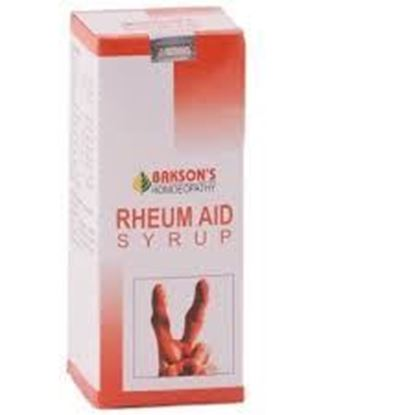 Picture of Bakson Rheum Aid Syrup (115ml)