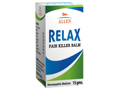 Picture of Allen Relax Pain Killer Balm
