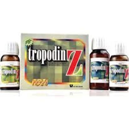 Picture of Dr. Wellmans Tropodin Z Drops