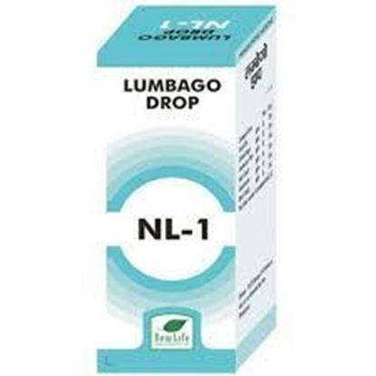 Picture of New Life NL-1 (Lumbago Drops)