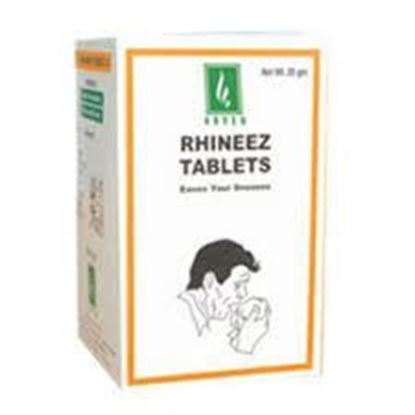 Picture of Adven Rhineez Tablet
