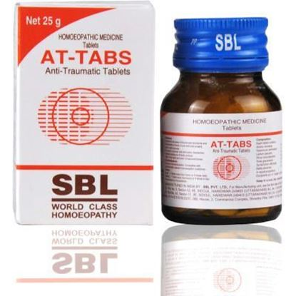 Picture of SBL AT-Tabs Ant- Traumatic Tablet