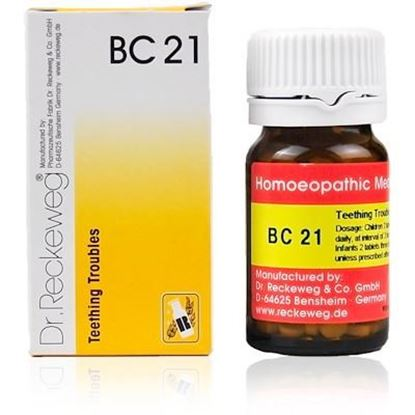 Picture of Dr. Reckeweg Bio Combination 21